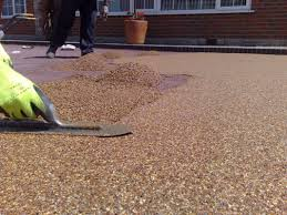resin bound installation